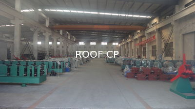 ChinaRoof Panel Roll Forming MachineCompany