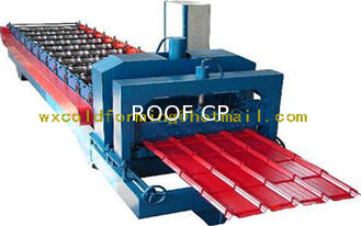 Walkway Plank Roof Panel Roll Forming Machine supplier