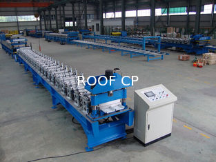 Standing Seam Profile Roof Roll Forming Machine supplier