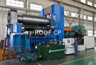 China Easy To Operate Hydraulic Bending Machine For Petroleum , Chemical Industry , Cement supplier