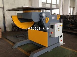 China Max Loading Capacity 2 Tons Welding Positioner Turning Table Revolved and Tilted by Motor Export From China supplier