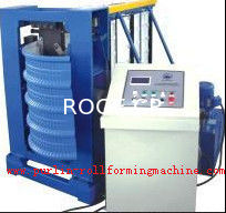 China Glazed Roof Panel / Tile Cold Arch Bending Machine With PLC Control System 1000mm Feeding Width supplier