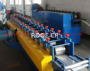 China High Speed 0 - 25m/min Metal Stud and Track Roll Former Machine Track Production Line supplier