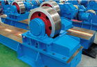 China 200T Tank Turning Rolls Hydraulic Bending Machine Heavy Duty Pipe Welding Rotator distributor