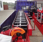 Rectangular Rainspout Roll Forming Equipment for Rainwater Downpipe for sale