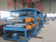 Best 1250mm Width EPS Sandwich Panel Roll Forming Machine 28Kw for Warehouse​ for sale