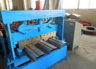 Best 1219 mm Width Metal Floor Deck Roll Forming Machine for sale