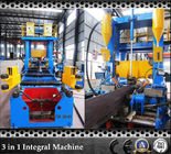 China PHJ15 Combined H Beam Production Line 3 In 1 Assemblying SAW Welding Straightening Machine distributor