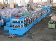 Best Guardrail Board 13 Units Gear Reducer Synchronous Driving Roll Forming Equipment with 45Kw Motor Bending Plate