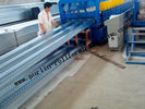 Best Deck Floor Panel Forming Equipment / Trapezoidal Steel Floor Decking Machine for sale