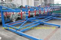 5.5KW Hydraulic Power Automatic Stacking Machine / Piler Rolling Machinery for sale