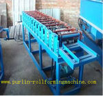 China 45# Steel Stud Roll Forming Machine for Roof Ceiling Batten 7.5kw Power distributor