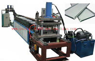 China PLC For High Speed Light Steel Stud and Ceiling Roll Forming Machine distributor