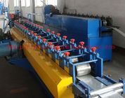 High Speed 0 - 25m/min Metal Stud and Track Roll Former Machine Track Production Line for sale