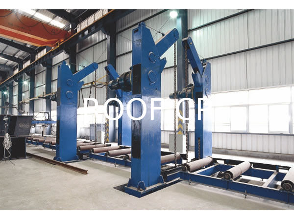 Tanks 360 Degree Overturning Rotator Chain Tilting Machine