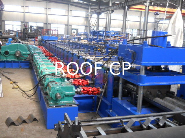 Freeway Guardrail Roll Forming Machine Used for USA Market Implement