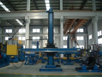 China Lifting Stroke 4000 mm Welding Column And Boom for Pressure Vessels Circle Seam , Pipe Welderon sales