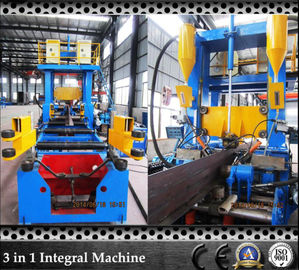 China PHJ15 Combined H Beam Production Line 3 In 1 Assemblying SAW Welding Straightening Machineon sales