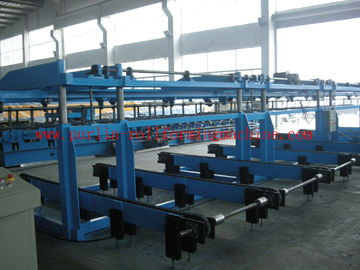 China Custom Auto Stacking Machine / Sandwich Panel Machine for Stack Roof Wall Panelson sales