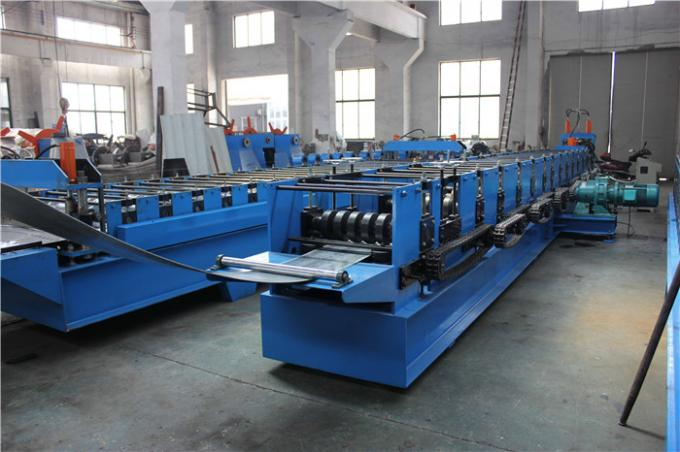 Automatical Walkway Plank Roof Panel Roll Forming Machine with Servo Feeding