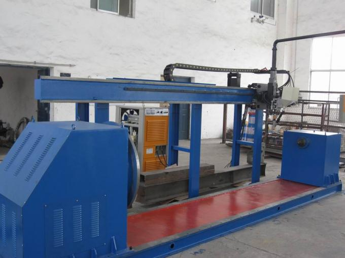 Roller Surface Hardfacing Machine Getting Wear Resistant Surface , Metallurgical Steel Plant